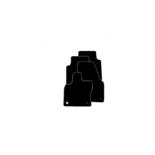 TEKSTIILMATID Prestige, halli õmblusega, 4tk
