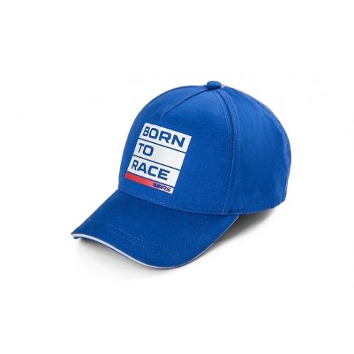 """SKODA pesapallimüts """"RS"""" lastele, sinine"""