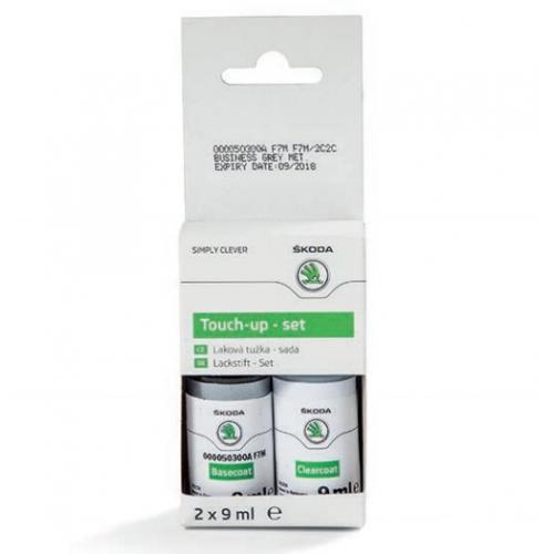 VÄRVIPARANDUS PLIIATS Business Grey metallic F7M/2C2C