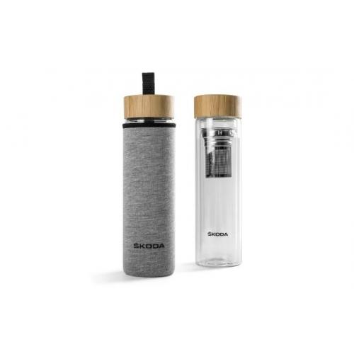 SKODA Klaasist joogipudel Eco