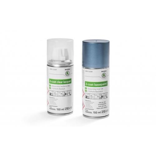 PARANDUSVÄRV SATIN GRAU 9154/F5X/5T5T (spray)