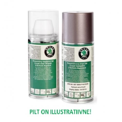 PARANDUSVÄRV Olive Green Metallic 9599/F6L/1S1S (spray)