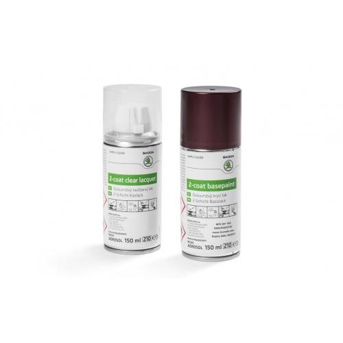 PARANDUSVÄRV ROSSO BRUNELLO 9893/F3X/X7X7 (spray)