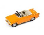 SKODA mudel Felicia roadster 1:43 (oranz)