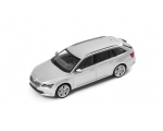 SKODA mudel Superb Combi 1:43 (Silver Brilliant)