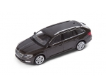 SKODA mudel Superb Combi B8 1:43 (Magnetic Brown)