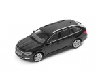 SKODA mudel Superb Combi 1:43 (Black Magic)