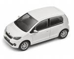 SKODA mudel Citigo 1:43 (candy white)