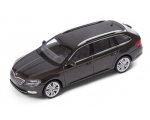 SKODA mudel Superb Combi 1:43 (Magnetic Brown)