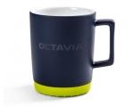 SKODA Kohvitass Octavia silikoonist alusega
