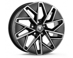 "VALUVELG ""Pulsar"" 17"" 7,0Jx17 ET46 must metallik"