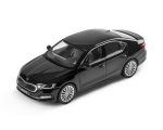 SKODA mudel Octavia A8 1:43 (Magic black)