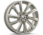 VALUVELG Stratos 6,5Jx17 ET40 platinum