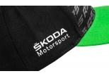 SKODA pesapallimüts Motorsport R5 lastele