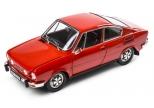 SKODA mudel 110R 1:18 (red Racing)